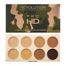 ultra pro hd camouflage um dark camouflage concealer makeupconcealer paletteconcealer brushrevolutionsmakeup
