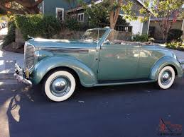 Dodge Rumble Seat Convertible Coupe