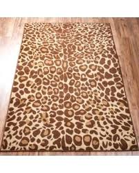 animal print area rugs bargains on market cocoa leopard brown zebra rug 5x8
