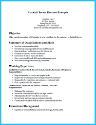 Bartending Resume Sample Awesome Resume Examples Skills Functional ...