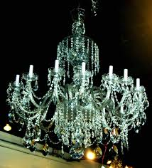 how to clean crystal chandelier without taking it down luxury