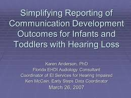 Child And Family Outcomes Chapter 10 Developmental