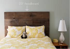 modern farmhouse headboard diy