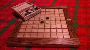 Wooden Othello Board Game Othello Handmade Wood by No100B on DeviantArt 12