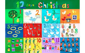 12 days of christmas - 101qs