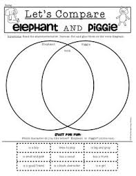 Venn Diagram Ideas Kids Compare And Contrast Using Venn Diagrams Kindergarten And First