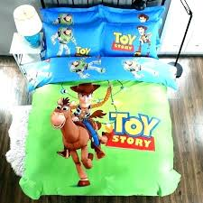 toy story bed sets twin bedding set printed comforter duvet full size bedroom rug