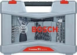 <b>Набор оснастки Bosch Premium</b> Set-91 (2608P00235) 91предмет ...