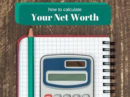 Net Worth Calculator How To Calculate Your Net Worth Consumerism Commentary