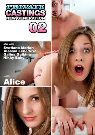 Alice The New Private Castings New Generation 02 2013.