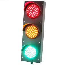 Traffic Light 3 4 Inch Led Traffic Light Industrial Signaworks