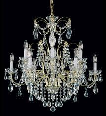 schonbek 1596 23h madison 12 light etruscan gold crystal chandelier undefined