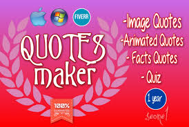Quotes Maker Fascinating Give Quotes Maker Software By Seone48