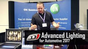 Advanced Lighting For Automotive On Semiconductor Interview At Iqpc Advanced Lighting For Automotive Summit 2017