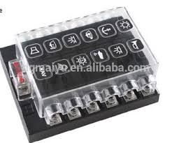 12 road 12 way car fuse boxes automotive fuse holder golf cart 12 road 12 way car fuse boxes automotive fuse holder golf cart sport utility vehicles