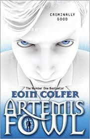 artemis fowl book at low s in india artemis fowl reviews ratings amazon in