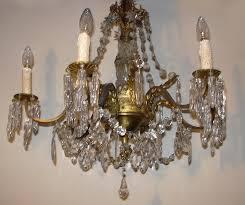 antieke franse bronzen kristallen empire kroonluchter antique bronze crystal figural dragonempire chandelier