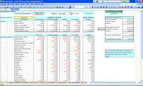 accounting excel template 8 excel bookkeeping templates excel templates