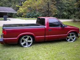 Chevrolet S-10 pickup – pictures, information and specs - Auto ...