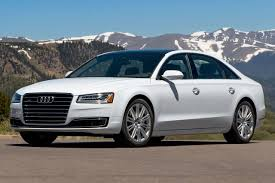 2016 Audi A8 Pricing - For Sale | Edmunds