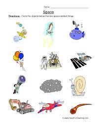 solar system worksheet | Have Fun Teaching
