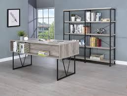office blue. Interior Most Blue Chip Black Corner Desk Gray L Shaped Grey Office Likable Metal Light White