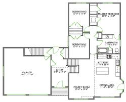 17 perfect images side split house plans building plans for 4 level side split house plans