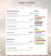 Examples Of Resumes Sample Resume Fotolip Rich Image And Html