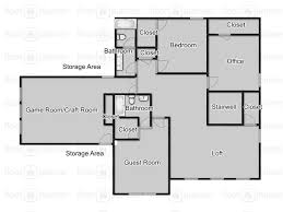 from my post on the house list you can see that we have the master and one other bedroom on the first floor and then 3 bedrooms on the second floor