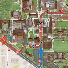 new campus map takes wayfinding to the next level  cu boulder