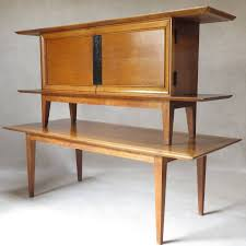 Japanese Style Dining Table Japanese Inspired Oak Credenza And Dining Table By Colette Gueden