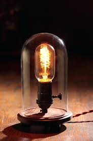 diy edison lamp table desk lamp vintage dimming plywood table pure diy edison floor lamp