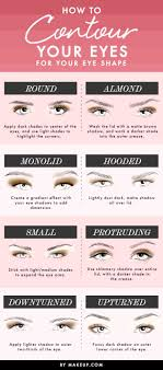 eye makeup cheat sheets that everyone will wish they had years ago how to contour