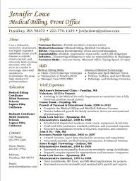 Sample Resume For Medical Billing Specialist Sample Resume For Medical Billing Specialist And Templates Claims 15