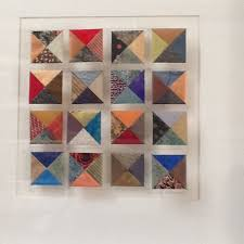 What special tools do you have for quilting? How do you use them ... & My quilts are made of sewn Japanese papers, recycled kimonos, gold leaf and  paste papers. They are dimensional and are generally framed under glass. Adamdwight.com