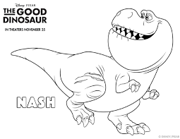 Small Picture Free Printable Dinosaur Coloring Pages For Kids Throughout