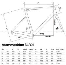 Bmc Teammachine Slr01 Frameset Di2 Compatible Spokes