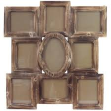 rustic picture frames collages. UPC 877101409120 Product Image For Wooden Picture Frame, Collage, Table Top, Rustic Frames Collages L