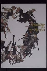 an akihiko yoshida tactics ogre wheel of fortune unmei no wa art works