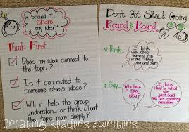 Book Talk Anchor Chart Creating Readers And Writers 5 Anchor Charts To Support
