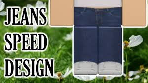 Pants For Roblox How To Make Jeans Roblox