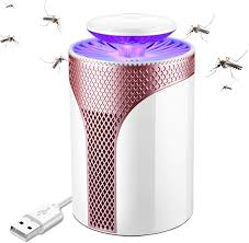 Led Mosquito Killer Lampelectronic Insect Killer Usb Fly Pest Trap