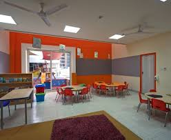 College Of Interior Design Classy Celebrating Childhood School College Hostel Interior