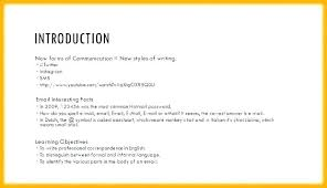 Letter Of Introduction Template Digitalhustle Co