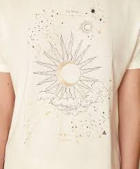 Oysho Size Chart Astral Chart T Shirt
