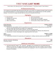 Modern Column Resume Modern 5 Resume Templates To Impress Any Employer Livecareer