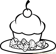 Small Picture Food Coloring Page 07 Coloring Page Free Ready Meals Coloring