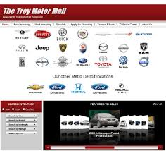 offering 21 of the finest brands of new and used cars and trucks provides a single point to start ping in troy mi at the troy motor mall