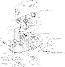 Mtd m115 38 13ac77lf058 2017 parts diagram for fender