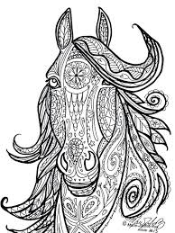 tribal coloring pages. Perfect Tribal Hamsa Coloring Pages Tribal For Adults Horse Head Art  Beverages Hand Intended Tribal Coloring Pages P
